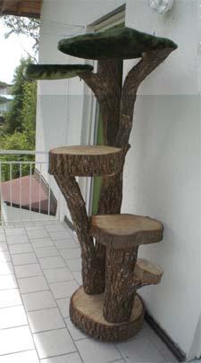kratzbaum innenbereich katzenoase das original. Black Bedroom Furniture Sets. Home Design Ideas